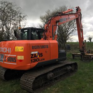 digger hire in norfolk and suffolk